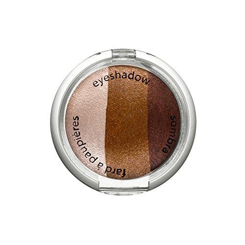 - Palladio Cosmetic Baked Eyeshadow Trio, Chocolate Truffle, 0.09 Ounce