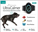 Ultra Calmer - Dog Anxiety, Stress Relief Sonic Collar - Small Collar (9-13 Inches)