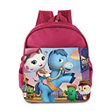Sheriff Callie's Wild West Kids School Backpack Bag
