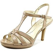 Bandolino Womens Seloop Open Toe Synthetic Sandals