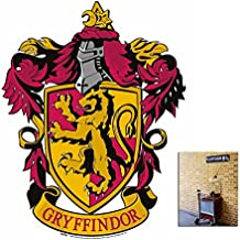 Fan Pack - Gryffindor Crest from Harry Potter Wall Mounted Cardboard Cutout - Includes 8x10 Star Photo