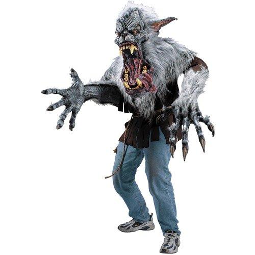 Midnight Howler Creature Reacher Adult Costume - (Creature Reacher Halloween Costumes)