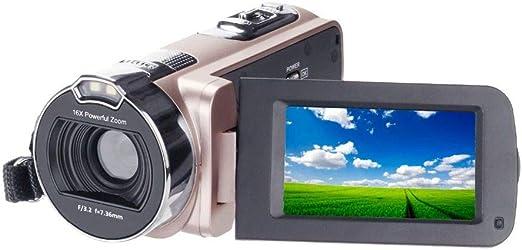 Cámara para niños, cámara digital PZNSPY HD Cámara de video ...