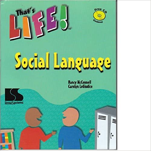 Book Thats Life Social Language by Nancy McConnell (1998-01-01)
