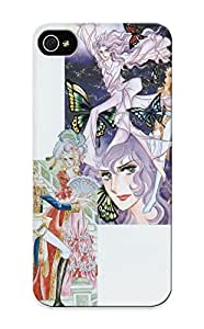 Case Provided For Iphone 5/5s Protector Case Anime Rose Of Versailles Phone Cover With Appearance hjbrhga1544