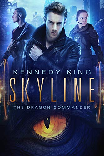 SkyLine: The Dragon Commander - A Military Science Fiction Romance Adventure by [King, Kennedy]