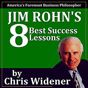 Jim Rohn's 8 Best Success Lessons Audiobook