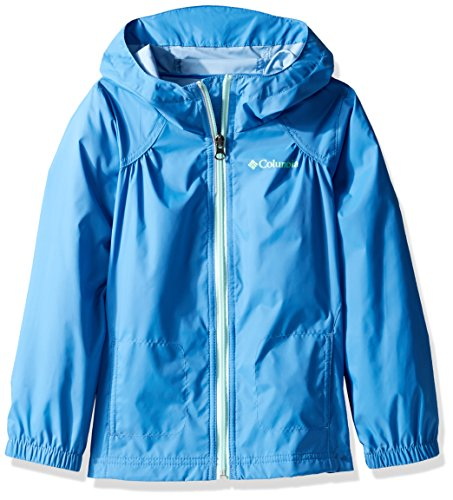 Columbia Big Girls' Switchback Rain Jacket