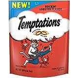 TEMPTATIONS Cat Treats Rockin' Lobster Flavor, (10) 6.3 oz. Pouches