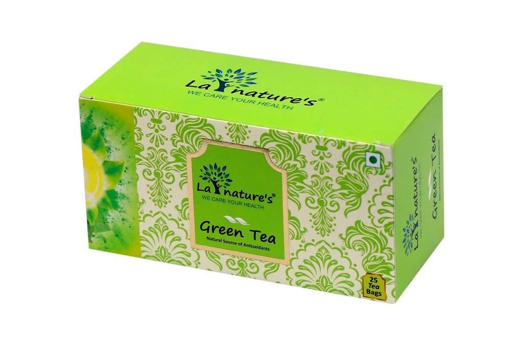 La Nature's Green Tea (25 Tea Bags)