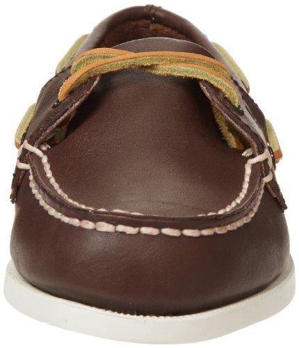 Chaussures À A Marron Garçon Brun Lacets Kids Sperry Yb27284 O qARSB