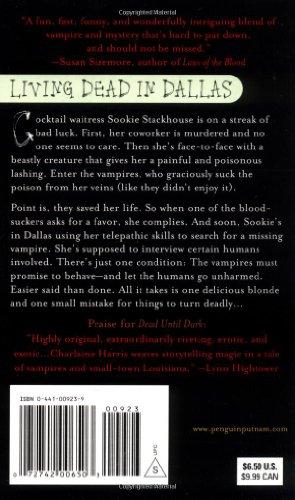Living-Dead-in-Dallas-Sookie-StackhouseTrue-Blood-Book-2