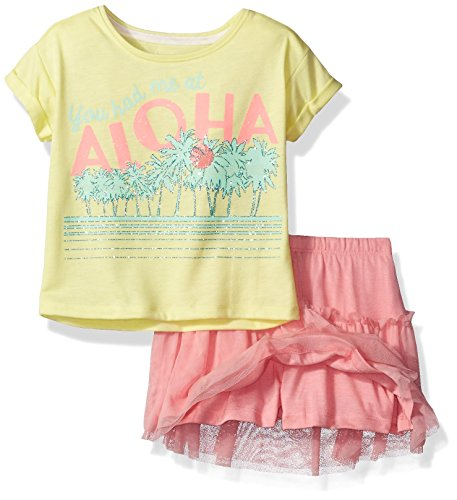Jessica Simpson Girls Luck 2pc Set Anjou Pear