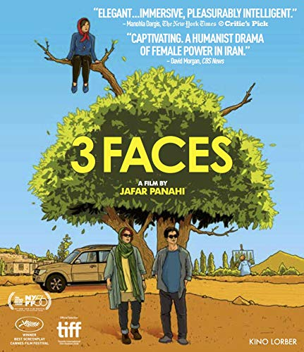 3 Faces [Blu-ray] ()