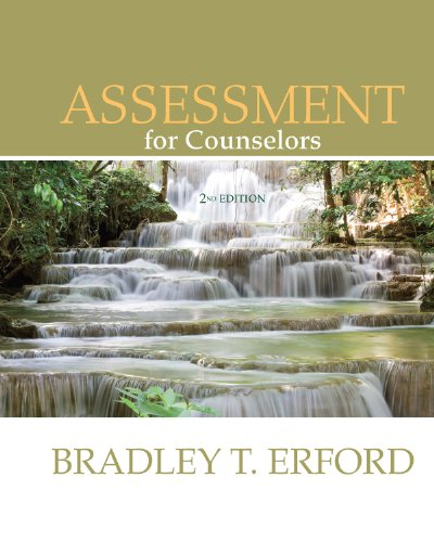 Assessment for Counselors (PSY 660 Clinical Assessment and Decision Making) Pdf