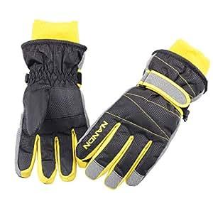 Amazon.com : Azarxis Winter Ski Gloves Snow for Kids Women