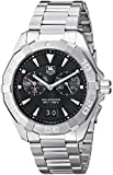 TAG Heuer Men's WAY111Z.BA0910 300 Aquaracer Silver-Tone Stainless Steel Watch
