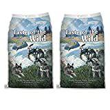 #5: Taste of the Wild 2 Pack Pacific Stream Puppy Dry Dog food. (2) - 5 lb. Bags with Smoked Salmon. Grain Free Dog Food, 10 Lbs. Total