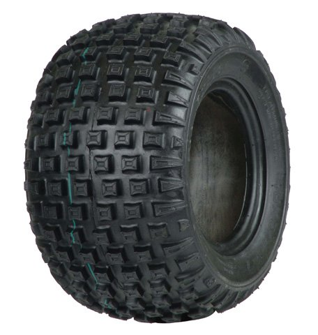 Vee Rubber Workhorse Radial Tire - 22X11/R8 TL