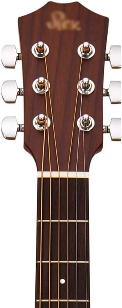 Guitarra Acústica Guitarra Clásica Corte Acorazado 6 Cuerdas De ...