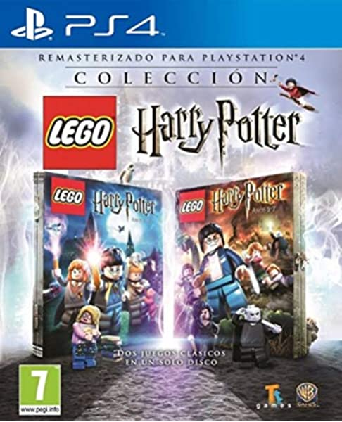 Lego Harry Potter Collection - PlayStation 4. Edition: Estándar ...