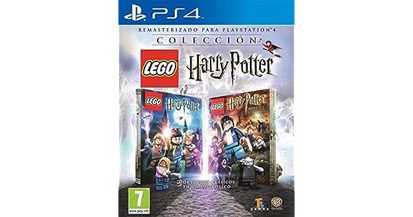 Lego Harry Potter Collection - PlayStation 4. Edition: Estándar ...