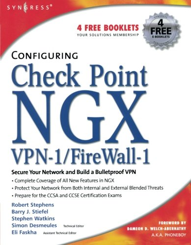 Configuring Check Point NGX ()