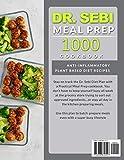 DR. SEBI: Alkaline Diet Meal Prep Cookbook: 1000