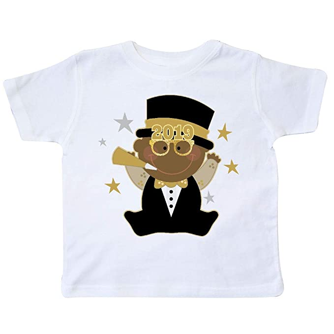 64ff909d3 Amazon.com: inktastic - New Years 2019 Party Toddler T-Shirt 325d9 ...