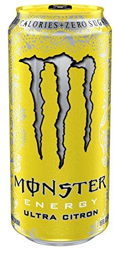 Monster Energy Ultra Citron Ounce