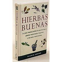 Hierbas Buenas (Spanish Edition)