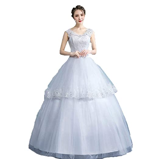 Vestido de novia Sin mangas de encaje apliques de encaje vestido ...