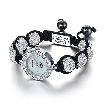 Ltd Watch Damen-Armbanduhr Analog andere Materialien silber SH 043