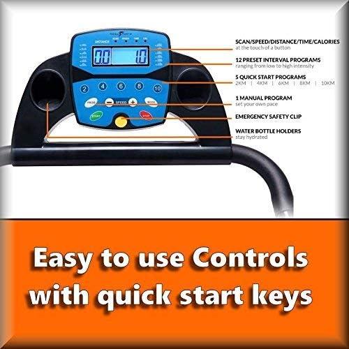 Cinta CORREDORA Nero Pro con Bluetooth Máquina de Correr Eléctrica ...