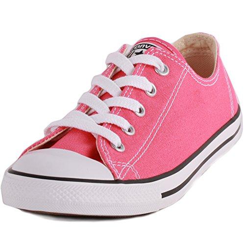 Converse - All Star Chuck Taylor Ox, Chaussures De Tennis, Rose (rose), 6.0 Us - 37.0 Eu