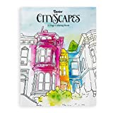 Best Darice Gift For 10 Year Olds - Darice Cityscapes Theme Coloring Books for Adults Review
