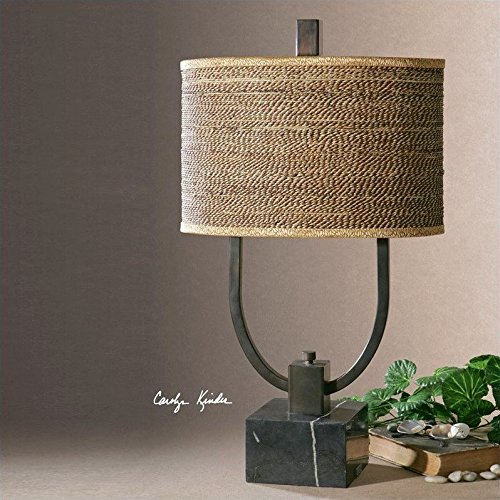 Uttermost 26541-1 Stabina Table Lamp from Uttermost