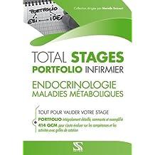 Endocrinologie-Maladies métaboliques : Tout pour valider son stage : 414 QCM + portfolio