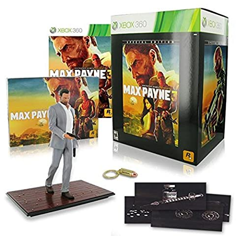 Max Payne 3: Special Edition (Xbox 360) (Max Payne 3 Special)