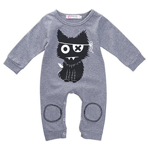 toddler-baby-boy-girl-cartoon-romper-bodysuit-playsuit-outfits-casual-clothes-0-6-months-gray
