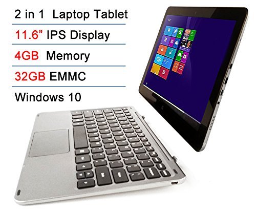 Touchscreen Windows Bluetooth keyboard Docking product image