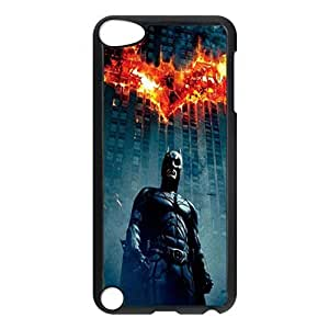 Pink Ladoo? Batman Personalized Custom Plastic Hard CASE Back Fits Cover Case for iPod Touch 5, 5G (5th Generation)
