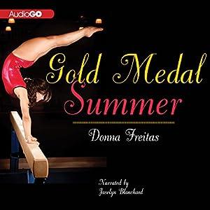 Gold Medal Summer Audiobook