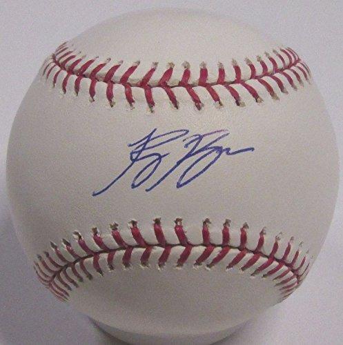 2007 Mlb All Stars - Autographed Brewers All Star Ryan Braun Signed MLB Baseball Signature~ 2007 Roy ~ 2011 Nl Mvp