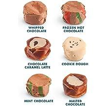 Taffy Shop Chocolate Lover's Mix Salt Water Taffy - 1/2 LB Bag