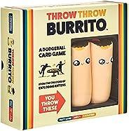 Throw Throw Burrito by Exploding Kittens