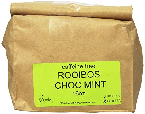 Hale Tea Rooibos, Chocolate Mint, 16-Ounce by Hale Tea