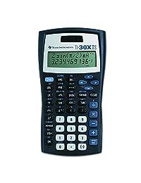 Calculadora científica Texas Instruments TI-30 X IIS 2-Linea, Negro