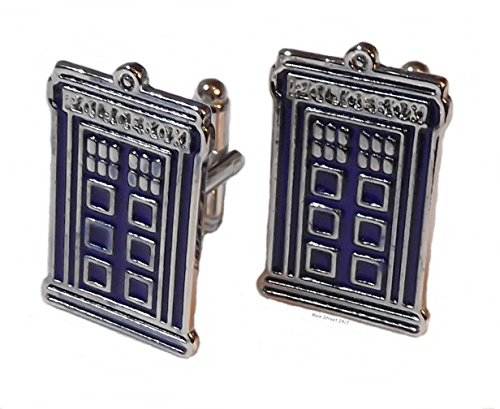 Call Costume Police Box (Doctor Who Tardis Police Call Box Enamel Finish Metal)