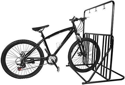 Estante para bicicleta, soporte de aparcamiento para bicicleta o ...